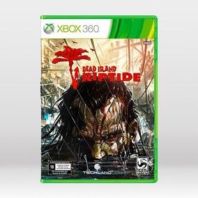 Dead Island Riptide - Original Para Xbox 360 - Novo