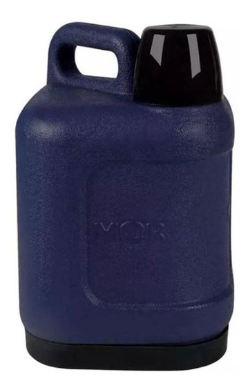 Garrafa Térmica 5 Litros Cor Azul Garrafão Mor