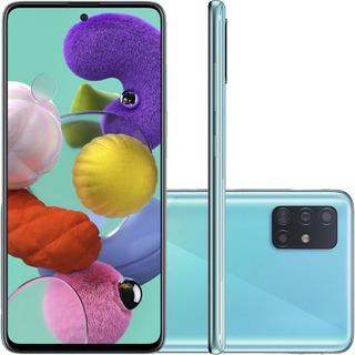 Celular Samsung Galaxy A51 128gb 6.5 4gb Ram Camera Traseira