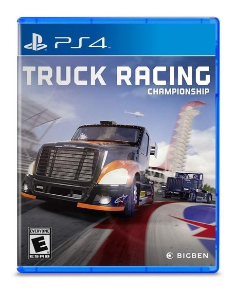 Truck Racing Championship | Ps4 | Envio Agora
