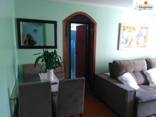 05526 -  Apartamento 2 Dorms, Brasilândia - São Paulo/sp - 5526
