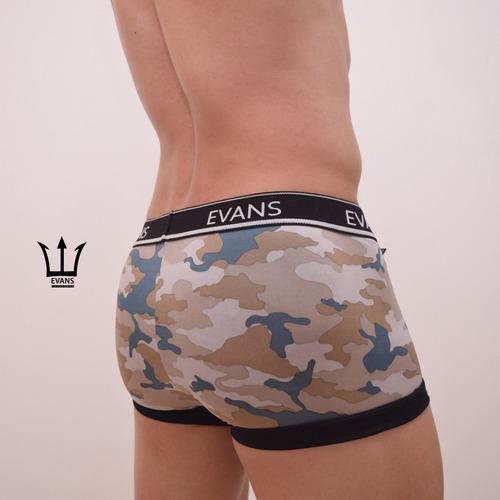 Imagen 1 de 3 de Boxers Phoenix Evan's Underwear