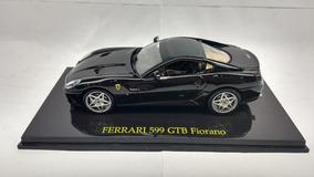 Miniatura Ferrari 599 Gtb Fiorano 1/43 Ferrari Collection#75