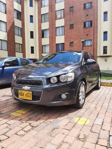 Chevrolet Sonic Lt 1600 Full Equipo Automático Único Dueño