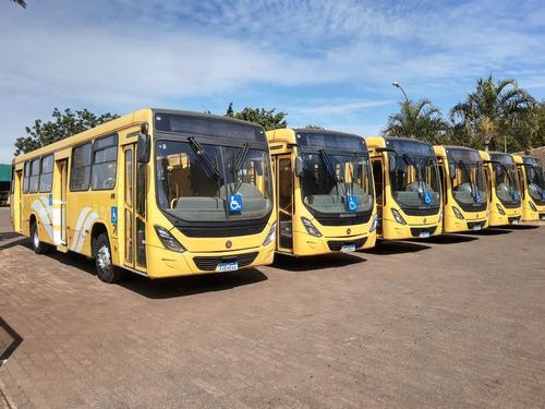 Imagem 1 de 7 de Ônibus Coletivo 2015