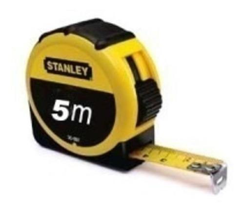 Cinta Metrica Stanley 30-797 5mts Fleje 19 Mm (3785)