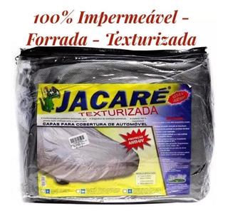 Capa Cobrir Carro Jacare Forrada E Impermeável - P M G