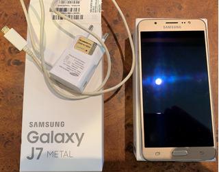 Celular Samsung J7 - Metal Sm-j710mn/ds