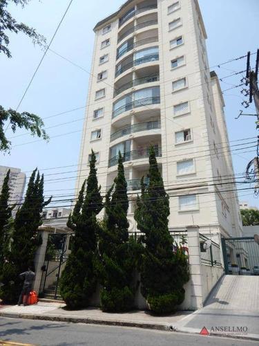 Apartamento Com 2 Dormitórios À Venda, 65 M² Por R$ 320.000,00 - Centro - São Bernardo Do Campo/sp - Ap2083