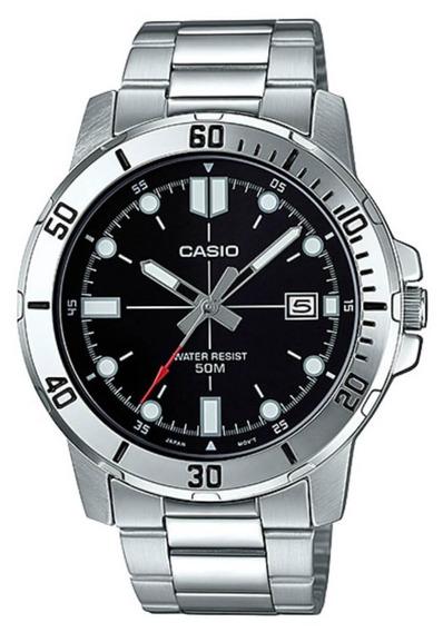 Relógio Casio Masculino Mtp-vd01d-1e Original Nota Fiscal
