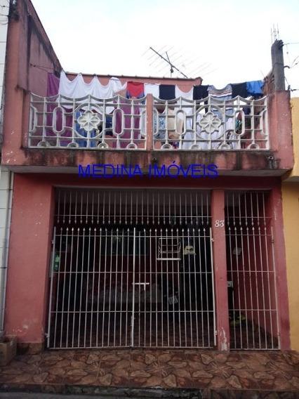 Casa Para Locação - Ca00270 - 34292369