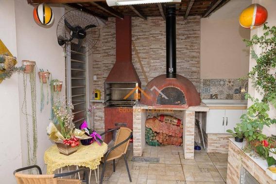Casa Com 5 Dormitórios À Venda, 230 M² Por R$ 636.000,00 - Cidade Vista Verde - São José Dos Campos/sp - Ca0284