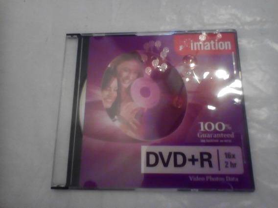 Dvd+r Imation 4.7g.b 16x Set 2 Unidades