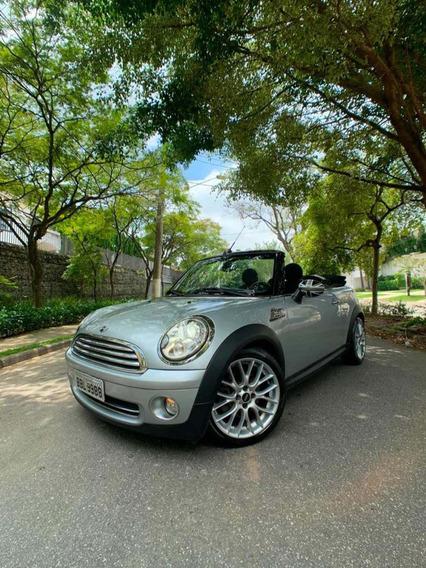 Mini Cooper Cabrio 1.6 2p Automatico Gasolina