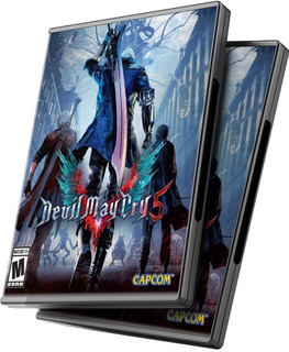 Random Steam Key + Devil May Cry 5 + Dlcs - Pc