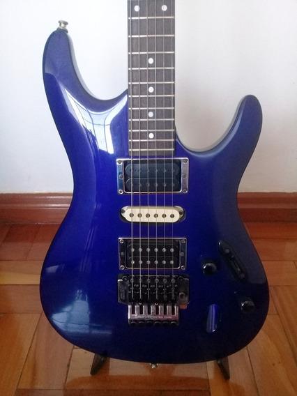 Guitarra Ibanez S470 -capta. Dimarzio - Troca: Squier/fender