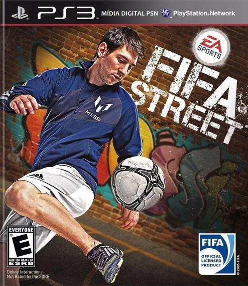 Ea Sports Fifa Street Ps3 - Mídia Digital Psn - Promoção