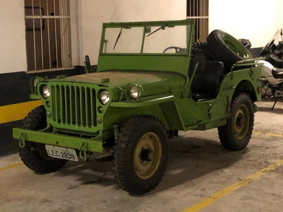Jeep Ford Gpw 45