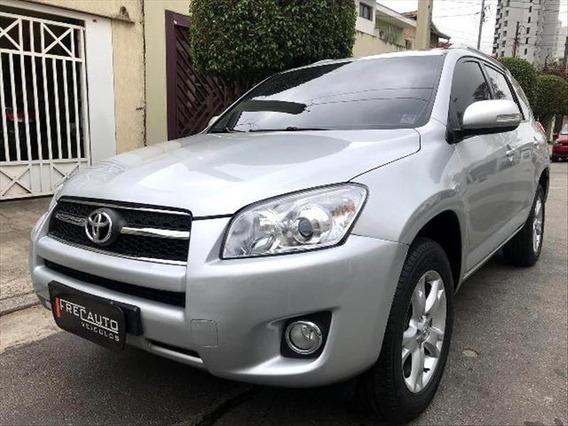 Toyota Rav4 2.4 4x4 16v Gasolina 4p Automatico