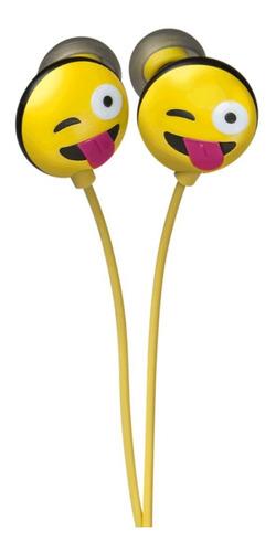 Auriculares Jam Jamoji Kids In Ear Emoji Emoticones