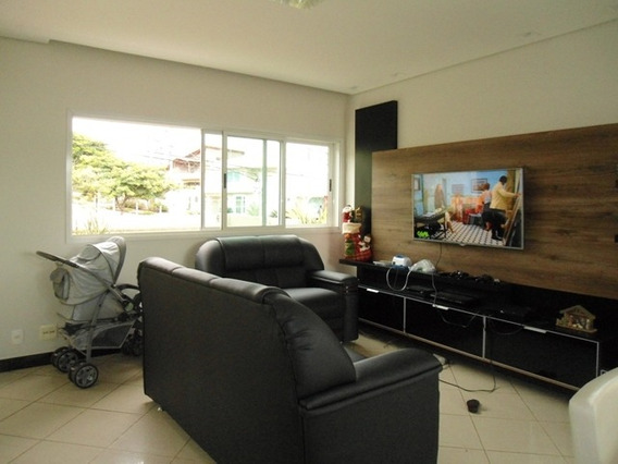 Casa Em Condomínio Com 5 Quartos Para Comprar No Cond. Fazenda Da Serra Em Belo Horizonte/mg - 13242