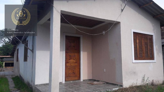 3 Casas No Jardin Krahe- Viamão - Ca0405