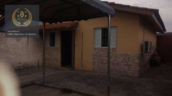 Casa Com 2 Dormitórios À Venda, 55 M² Por R$ 135.000,00 - Maria Regina - Alvorada/rs - Ca0300