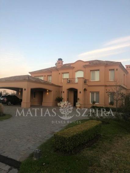 Casa En Venta En Buenos Aires Golf
