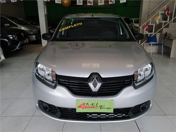 Renault Sandero 1.0 12v Sce Flex Authentique 4p Manual
