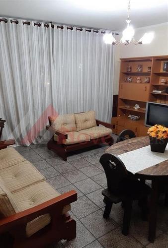 Apartamento Para Venda, 3 Dormitórios, Guilhermina - Praia Grande - 1511