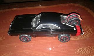 Dodge Charger 1970 Escala 1/24 Coleccion Rapido Y Furioso