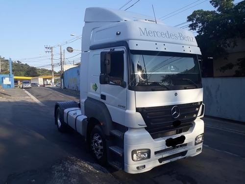 Imagem 1 de 11 de Mercedes Axor 2040