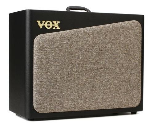 Amplificador Valvular Analogico Vox Av 30