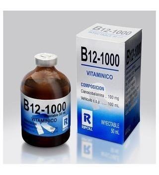 Vitaminico B12-1000 R Iny. 50 Ml