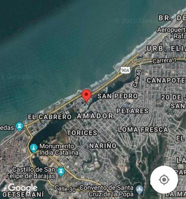 Lote Cartagena Marbella Vende Alquila 804 Metros Con Licenc