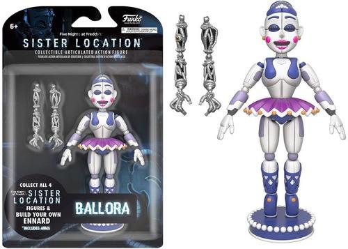 Funko Five Nights At Freddys Sister Location Ballora