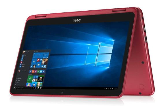 Netbook Dell Tela Touch11,6 2 In 1 Amd 4gb/64gb W10+brinde