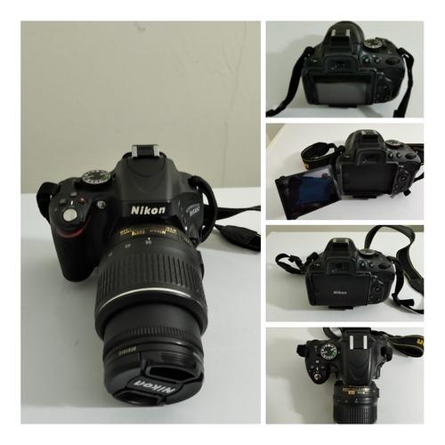 Camara Nikon 5100