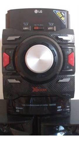 Som Lg 200 W Com Bluetooth