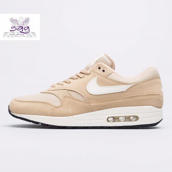 Zapatillas Hombre Nike Air Max 1 - Crema