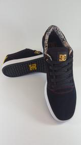 Tênis Dc Shoes Crisis Skate Importado
