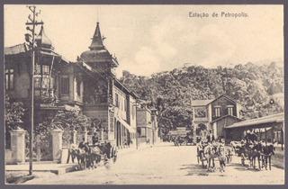 Estação De Petrópolis - 10051722