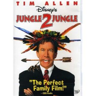Jungle 2 Jungle (dvd / 1.33 / Dd)