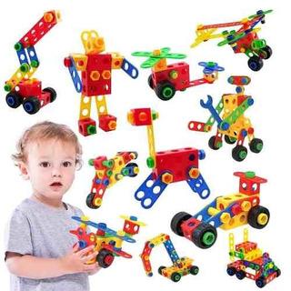 Insteco Stem Toys Kit Juego De Bloques De Construcción!