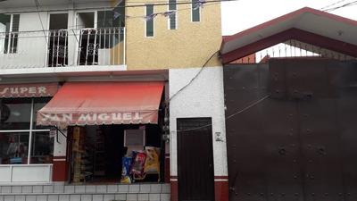 Venta De Casa Habitacional, Local Comercial Y Departamentos En Metepec