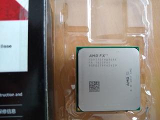 Fx 9370 Amd Fx 8 Core, 4.7 Ghz Max Tur, 4.4 Ghz.