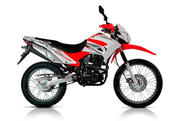 Moto Enduro Brava Texana 250 0km