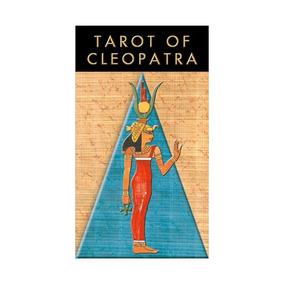 Tarot Of Cleopatra - Novo Com Lacre Original