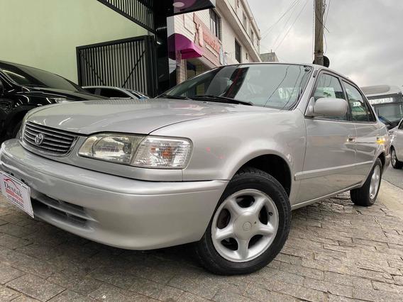 Corolla 1.8 16v Xei Aut. 4p 2000