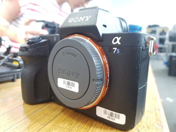 Camera Sony A7s Ii
